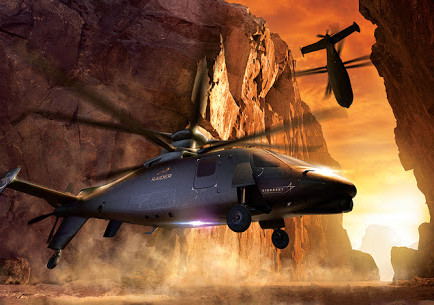 Rotorcraft Sustainment Taken to New Heights