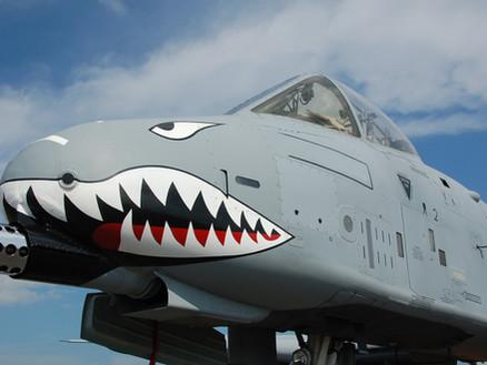 Fairchild Republic A-10 Thunderbolt II – Warthog