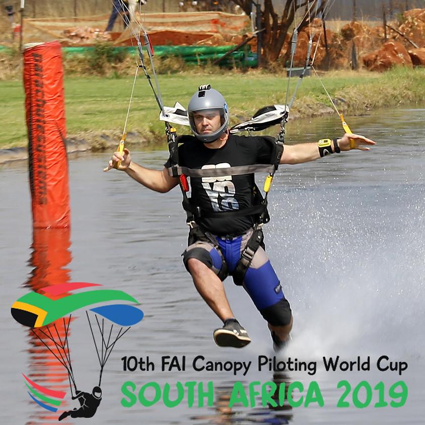 10th FAI Canopy Piloting World Cup 2019