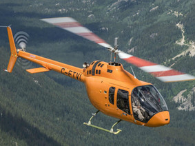Bell Celebrates 60 Bell 505 Deliveries in Europe
