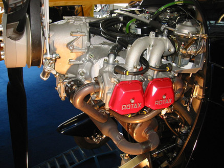 Rotax Engines - 45 Years in Aviation