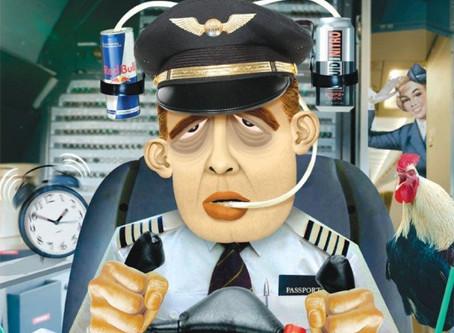 Pilot Fatigue - A Serious Threat