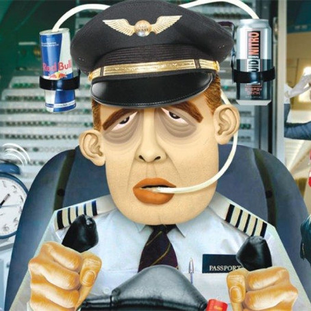 Pilot Fatigue - A Serious Threat