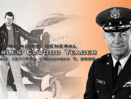 Gen Chuck Yeager - The Legend Passes