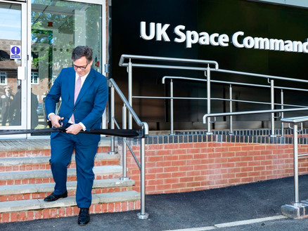 UK Space Command officially launched