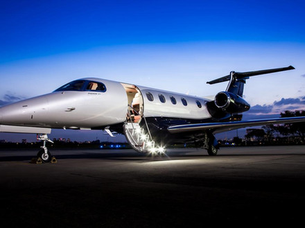 The Embraer Phenom 300 is the World's Most Delivered Light Jet