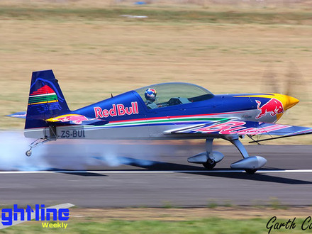 The Future of Airshows in South Africa.