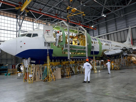Boeing Launches New 737-800 BCF  Conversion Lines to Meet Strong Demand
