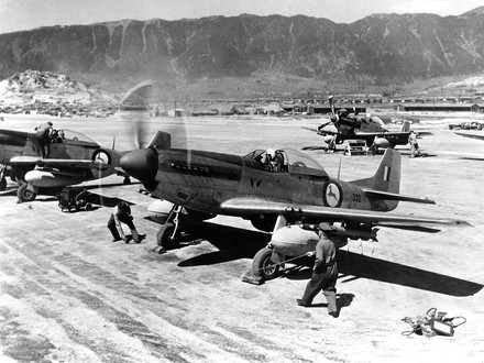 South African participation in the Korean War