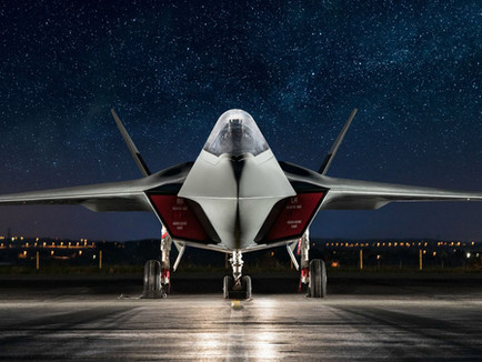 Team Tempest - Ground-breaking Combat Aircraft Technology of the Future