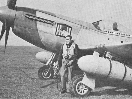 Frederick Wendall Glover- Unsung Fighter Ace of WWII