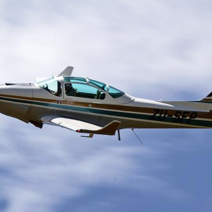 "Piaggio P149 – ZU-SFP ""FADEC"" Engine Upgrade"