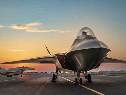 International industry collaboration on Future Combat Air capability