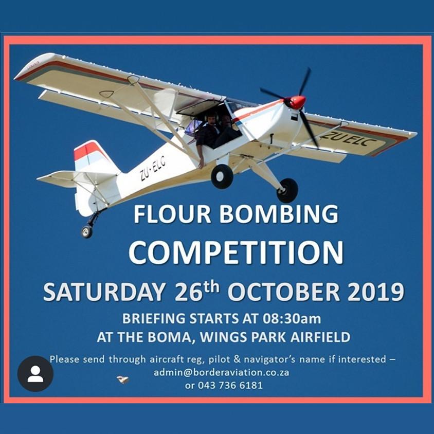 Flour Bombing Competition