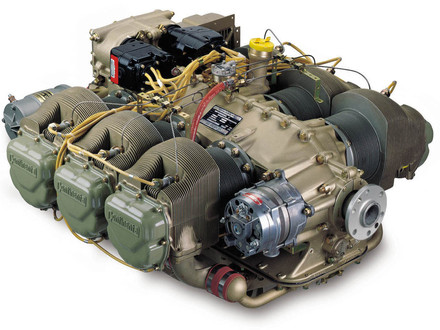 A Brief History of Continental Engines