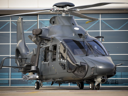 Airbus Helicopters Continues the Militarisation of the H160