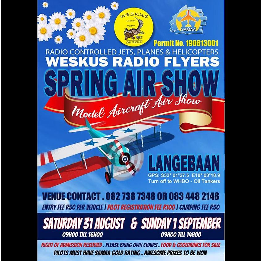 Weskus Spring Airshow