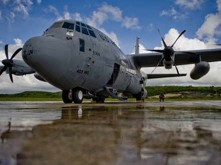 """Hurricane Hunters"" The 53rd Weather Reconnaissance Squadron"