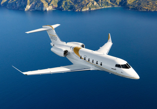 Bombardier Proudly Introduces the New Challenger 3500