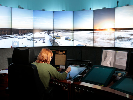 Saab Digital ATC Tower Demonstrator ordered by Royal Air Force