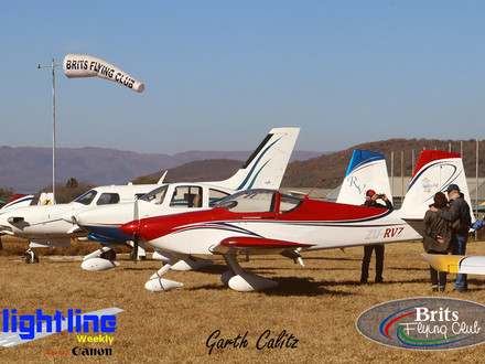 Brits Flying Club Breakfast Fly-In