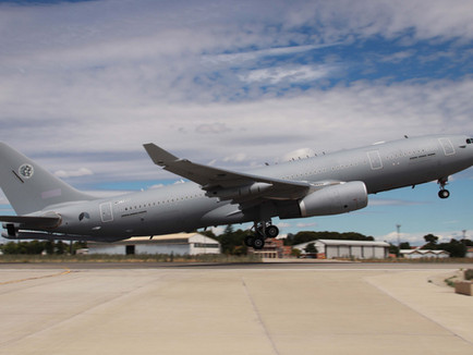 NATO take Possession of their first A330 MRTT
