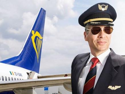 Ryanair Plans to Recruit 2000 New Pilots