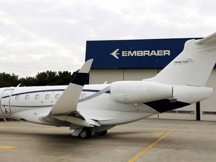 FAA and ANAC certify Embraer's Synthetic Vision Guidance System