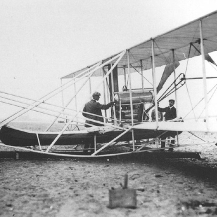 Charlie Taylor – Engine builder who powered the Wright Flyer