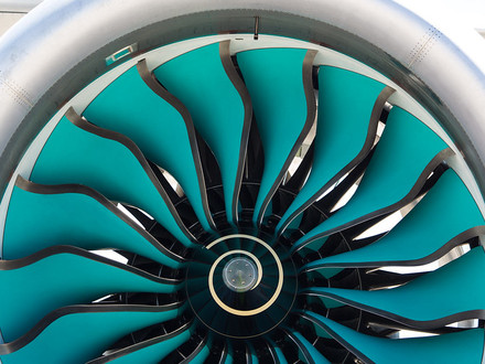 Rolls-Royce starts manufacture of world's largest composite fan blades for next-generation UltraFan®