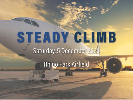 Steady Climb - Supporting aviators