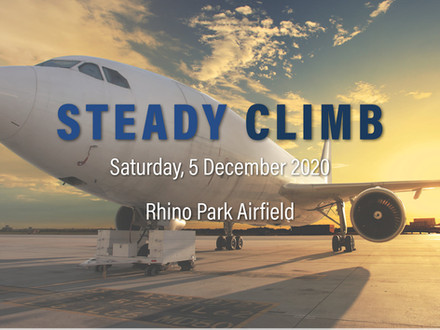 Steady Climb - Supporting aviators