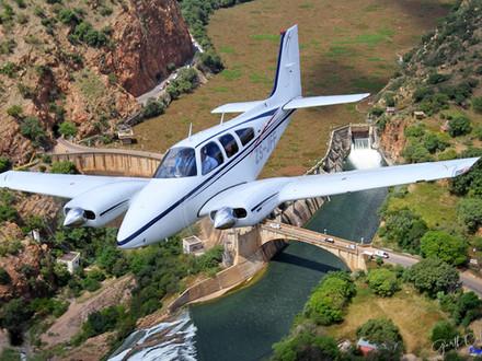 Beechcraft Baron Mainstay of Piston Twins