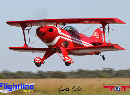 SAC North-West Regional Aerobatics Championships