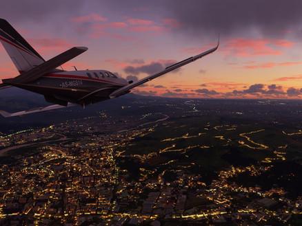 Microsoft's Flight Simulator 2020 as real as it gets