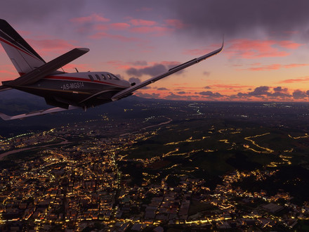 Microsoft's Flight Simulator 2020 as real as it gets