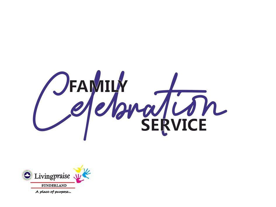 Online Family Celebration Service