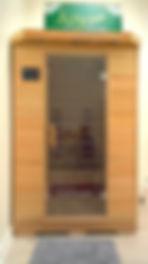 nouveau sauna a infrarouge
