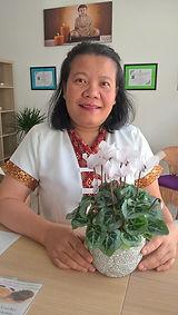 joy exelente masseuse thaïlandaise,patrone du joy thaï massage a luxembourg