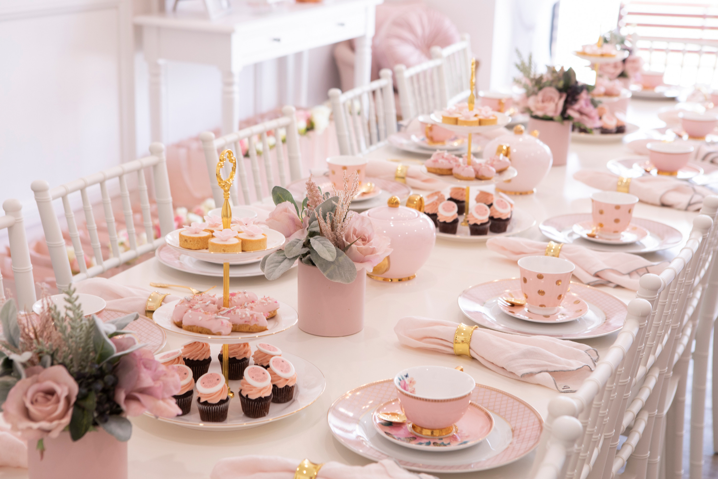 Ultimate High Tea party $650 (+ Gst)