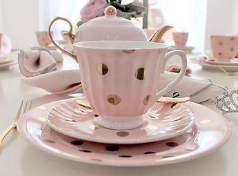 High Tea Parties for kids with _robertgo