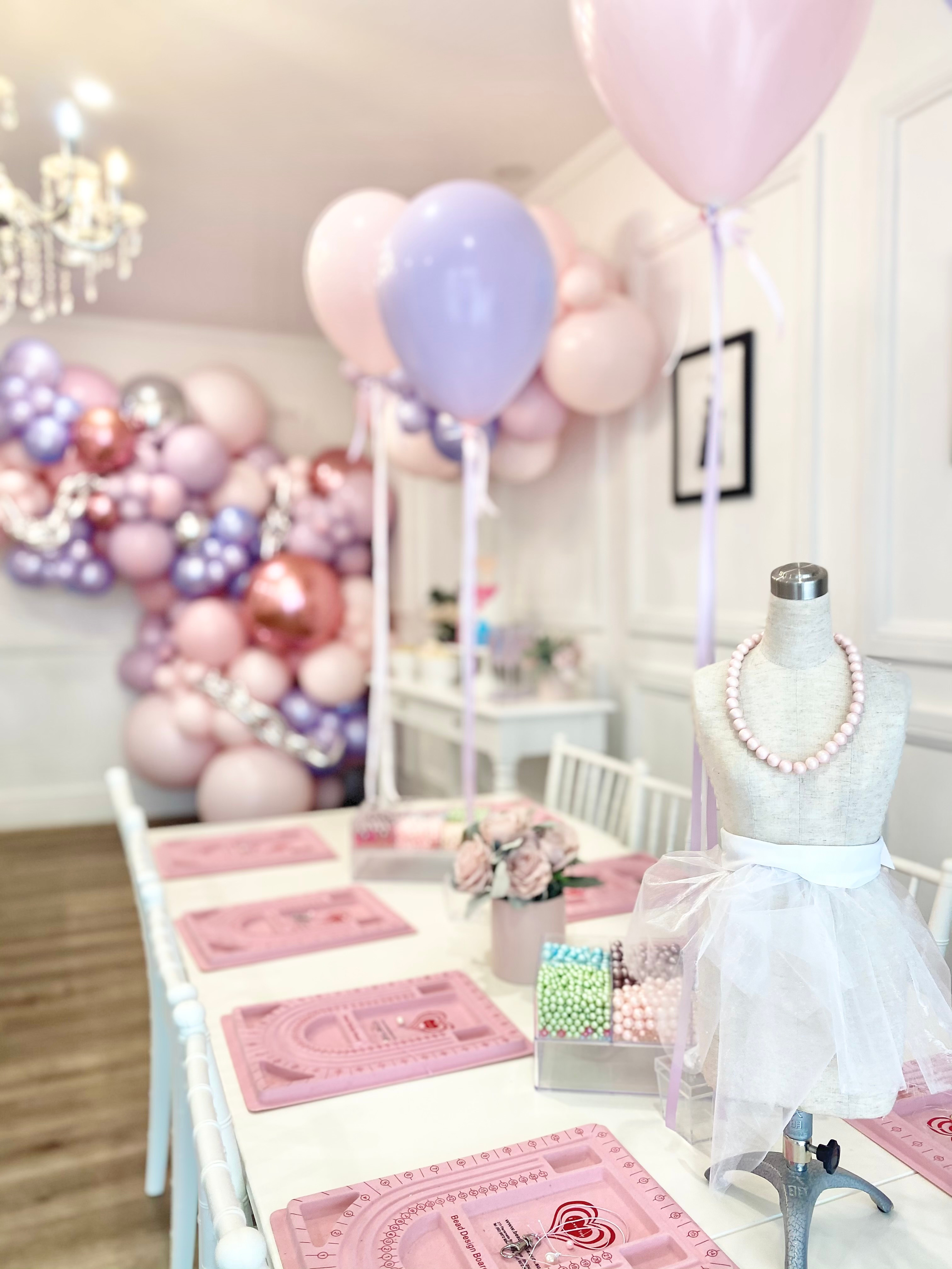 Ultimate Jewellery Party $750 (+Gst)