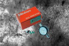 Relógio Comparador 5 mm MITUTOYO