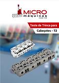 Teste de Trincas - T2
