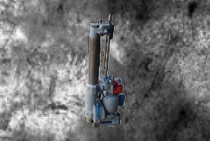 Broqueadora Portátil - Storn Vulcan - LDP 275