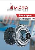 Prensa p/ Embreagem - PB