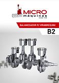Balanceador para Virabrequins - B2