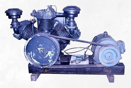 Crompressor de ar HOSS - LDP 1385