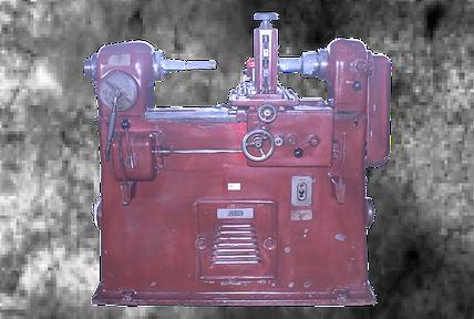 Broqueadora de bielas - Jacobsen - LDP 284