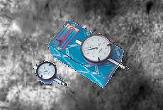 Relógio Comparador de 5mm e 10mm COMPAC